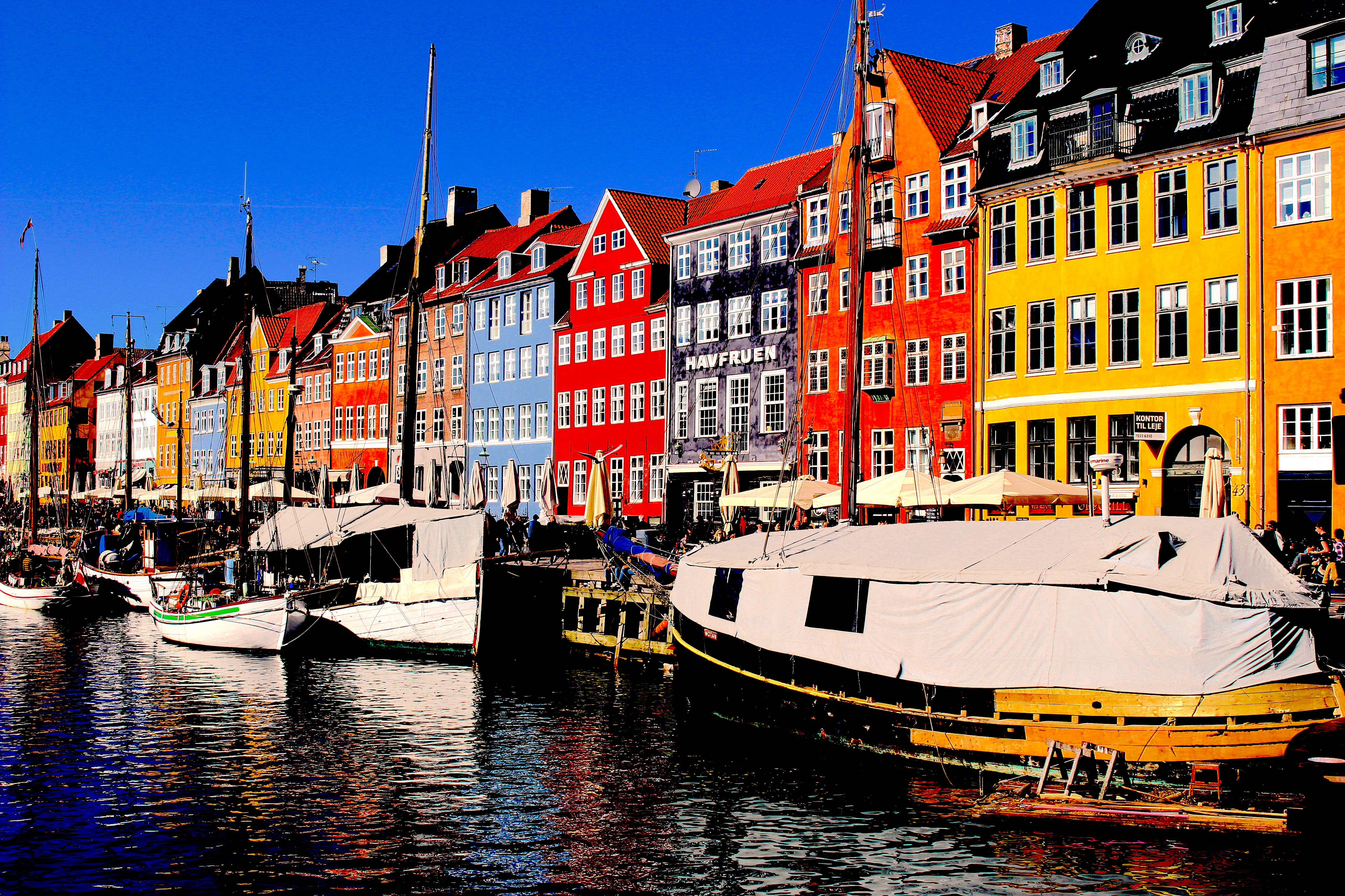 Nyhavn Everything Copenhagen