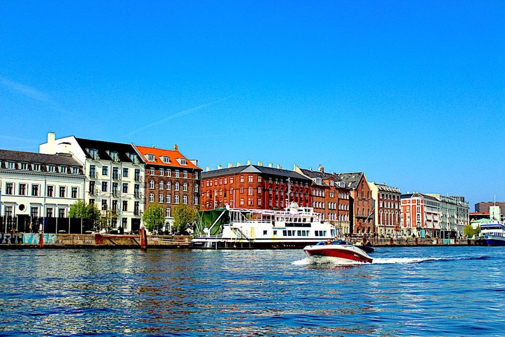 Best time to visit Copenhagen - summer