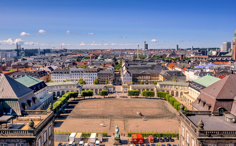 Christianborg Observation Platform free things to do in Copenhagen