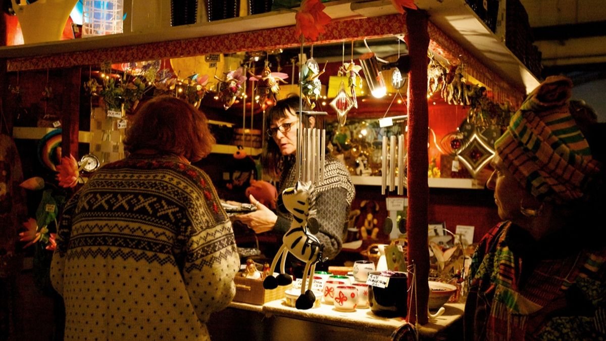 Christiania Christmas Market