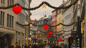 Copenhagen Christmas Decorations