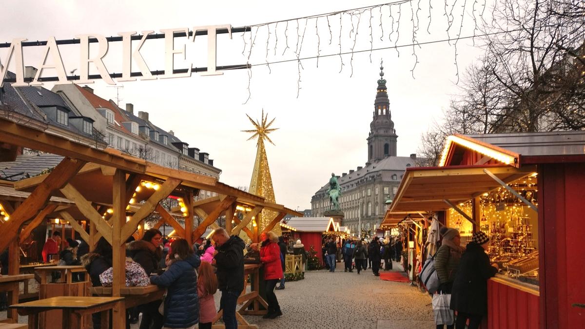 Højbro Plads Christmas Market