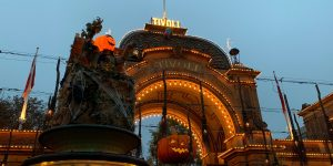 Tivoli Halloween – Fall Fun in Copenhagen