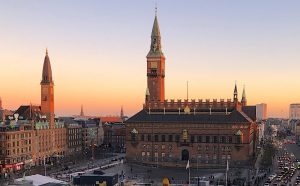 Copenhagen City Hall Tour