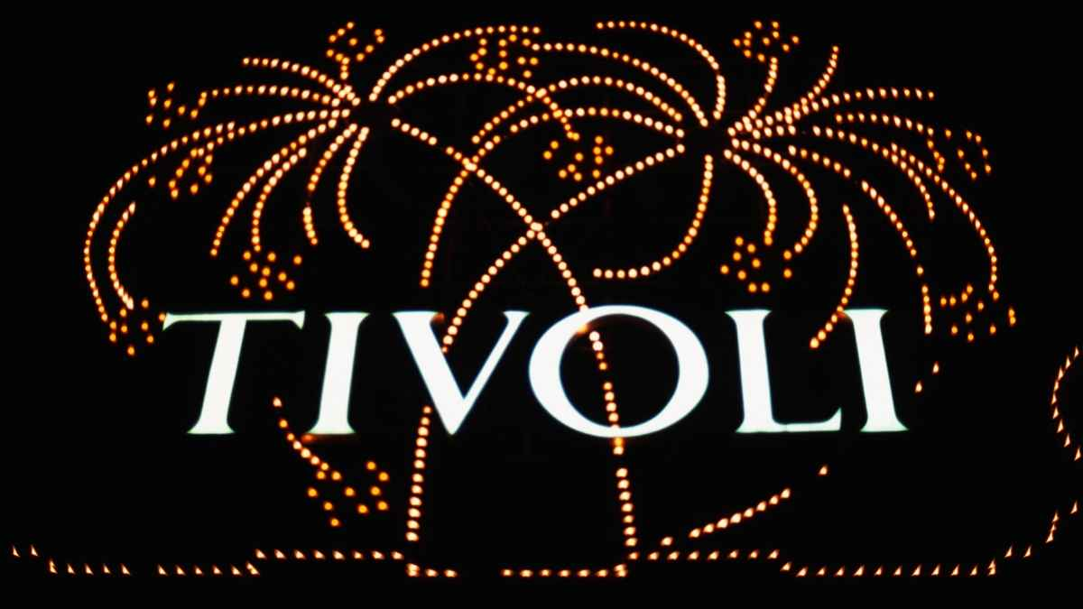 Tivoli Gardens Winter – The After Christmas Fun