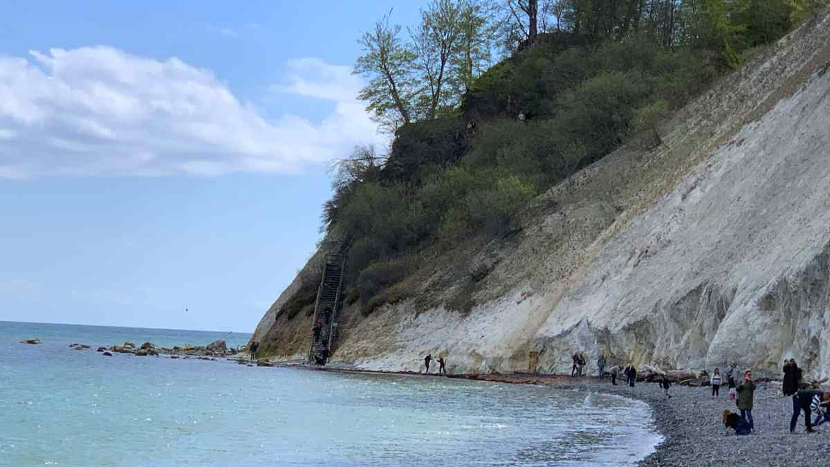 mons klint shoreline