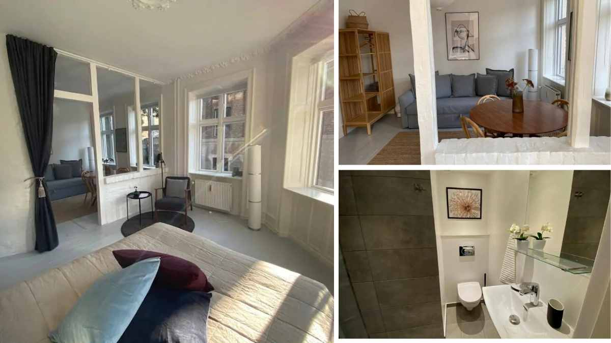norrebro copenhagen airbnb